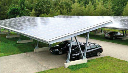 System solutions and carport systems
